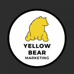 Yellow Bear Marketing logo